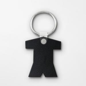 人形鑰匙圈