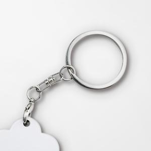 花形鑰匙圈