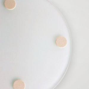 圓形玻璃杯墊 (4件裝)