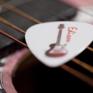 Wolf Guitar Pick