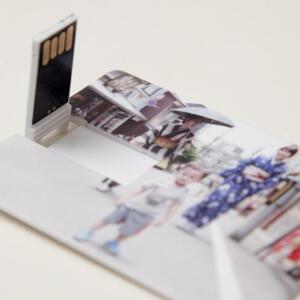 卡片形USB