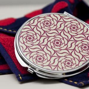 圆形化妆镜盒(小)