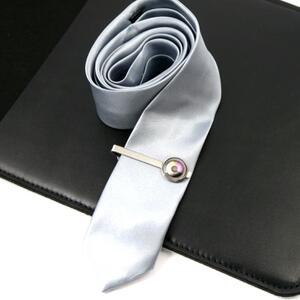 水晶領帶夾