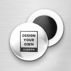 Round Magnet Sticker