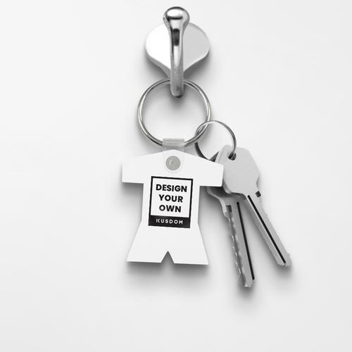 Doll Shaped keychain