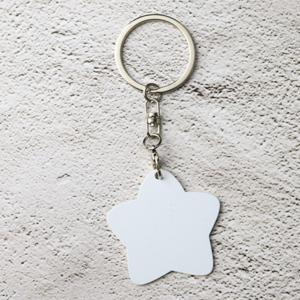 金屬星形匙扣