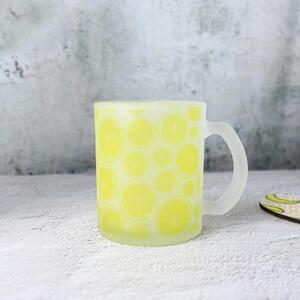 Frosted Glass, 11oz