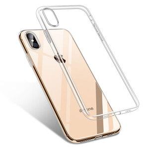 iPhone Xs Max 透明壳