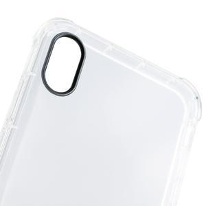 iPhone Xr 透明防撞壳(黑边镜头)