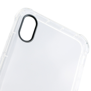 iPhone Xs 透明防撞壳(黑边镜头)