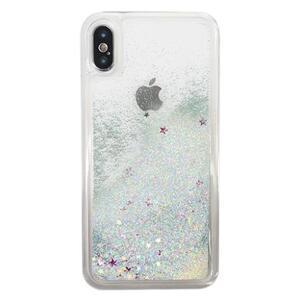 iPhone Xs Max Liquid Glitter Case