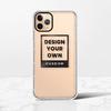 iPhone 11 Pro Max 透明防撞壳(黑边镜头)
