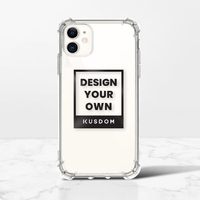 iPhone 11 Clear Bumper Case