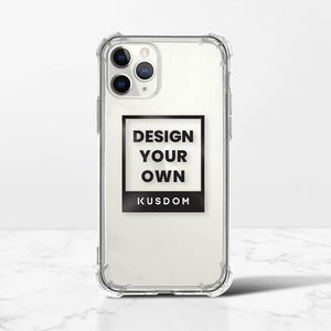 iPhone 11 Pro Clear Bumper Case