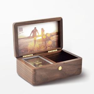 木質首飾音樂盒(大)