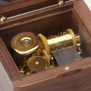 木质首饰音乐盒(小)