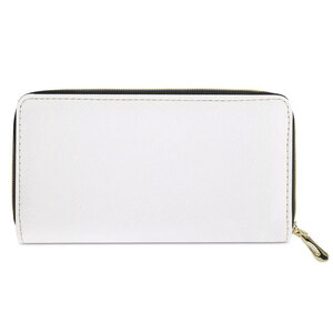 L Zipper Purse