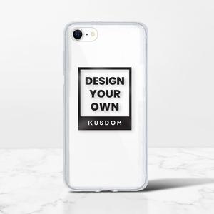 iPhone SEクリアケース(2020 TPUソフトケース)