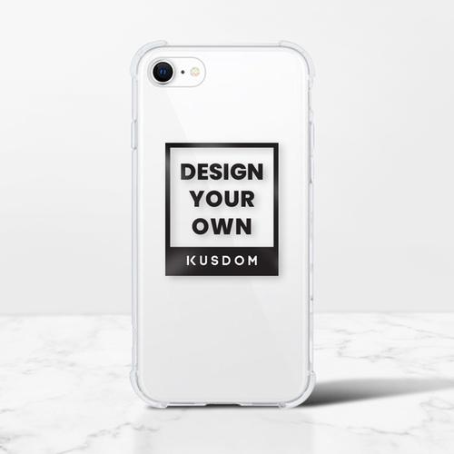 iPhone SE 透明防撞殼(2020 TPU軟款)
