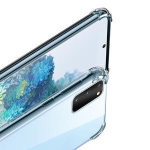 Samsung Galaxy S20 透明防撞殼(邊角氣囊)