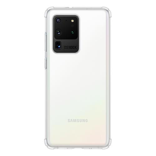 Samsung Galaxy S20 Ultra 透明防撞殼(邊角氣囊)