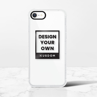 iPhone SE 透明防撞殼(2020 黑邊鏡頭)