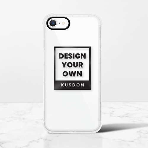 iPhone SE 透明防撞壳(2020 黑边镜头)