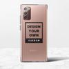 Samsung Galaxy Note 20 透明防撞殼(2020 鋼化玻璃硬款)