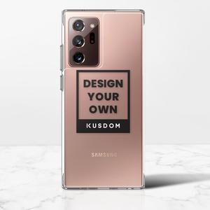 Samsung Galaxy Note 20 Ultra透明クラッシュシェル(2020スティックグラスハードモデル)