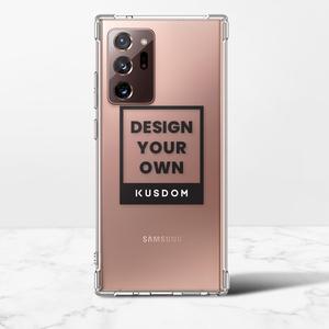 Samsung Galaxy Note 20 Ultra透明クラッシュケース(2020 TPUソフトケース)