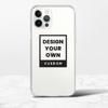 iPhone 12 Pro Max Clear Case (Stalinite case)