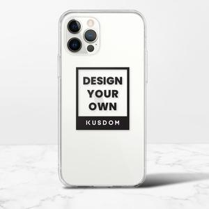 iPhone 12 透明壳(钢化玻璃硬款)