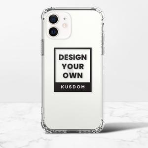 iPhone 12 mini クリアークラッシュシェル(TPUソフト)
