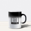 Heat Activated Color Changing Mug, 12oz