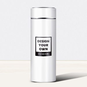 Stainless Steel Thermal Bottle, 12oz