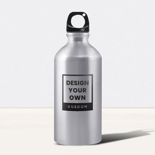 银色运动水瓶, 20oz