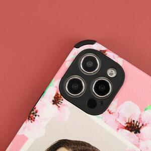 iPhone 12 皮纹硅胶壳