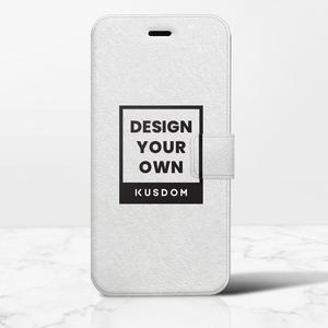 iphone 12 miniの革柄フラップケース