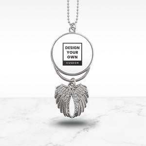 Wings Ornament