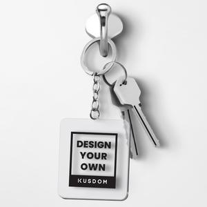 Acrylic Keychain Pendant