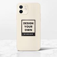 iPhone 12 mini 液態矽膠殼