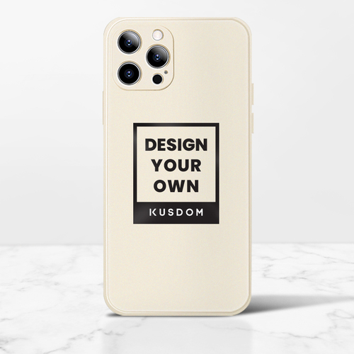 iPhone 12 Pro Max 液態矽膠殼