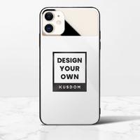 iPhone 11 鏡子鋼化玻璃殼