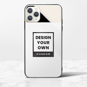 iphone 11 proミラー強化ガラスケース