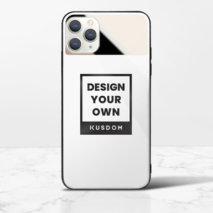 iPhone 11 Pro Max 鏡子鋼化玻璃殼