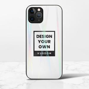 iPhone 12 Pro Max 极光钢化玻璃壳