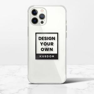 iPhone 12 프로맥스 투명케이스 (TPU 소프트 케이스)