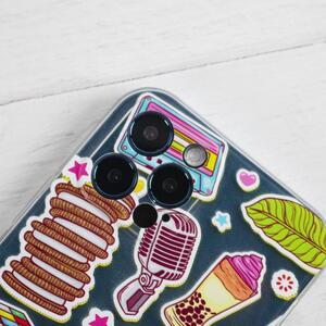 iPhone 12 Pro Max Clear Case (TPU soft case)