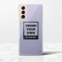 Samsung Galaxy S21 5G 透明殼