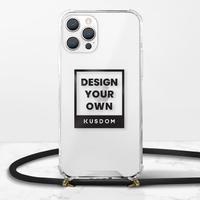iPhone 12 Pro 掛繩透明硬殼